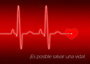 Es posible salvar una vida