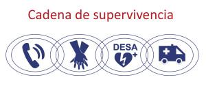 Cadena supervivencia_DESA_RCP