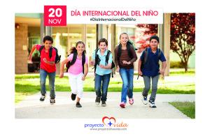 DIA INTERNACIONAL DEL NIÑO_PROYECTO+VIDA