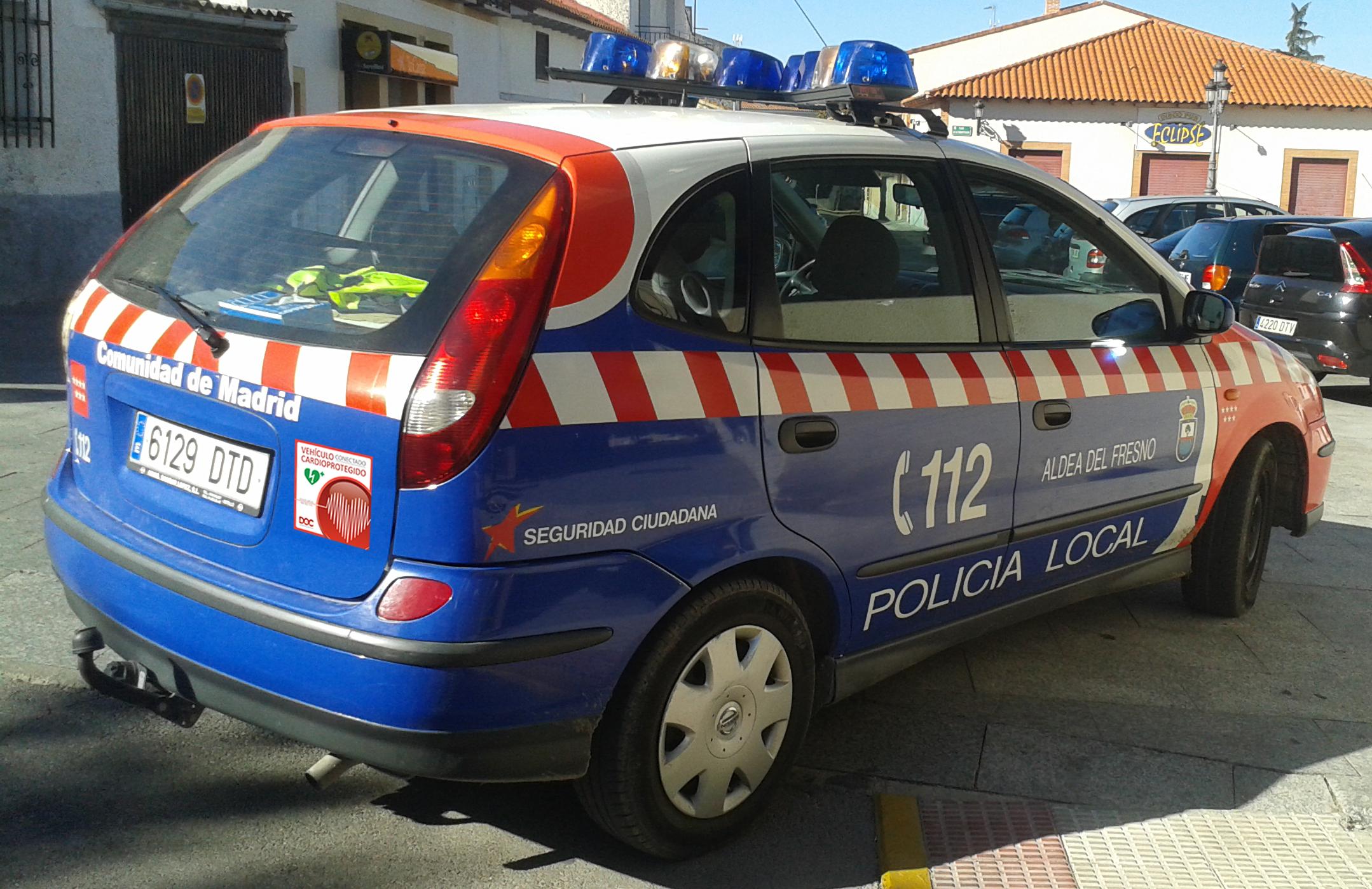 La Policía salva vidas en la cardioprotección0 (0)