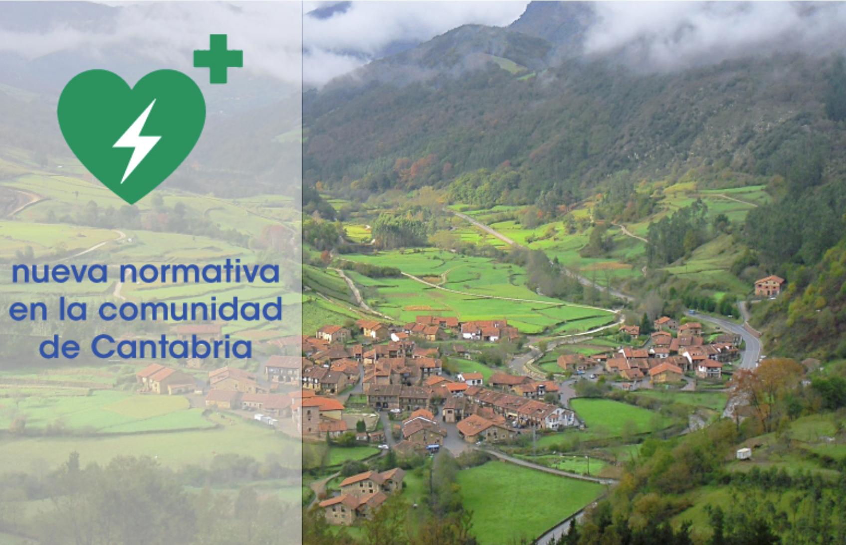 Cantabria regula la instalación de desfibriladores0 (0)