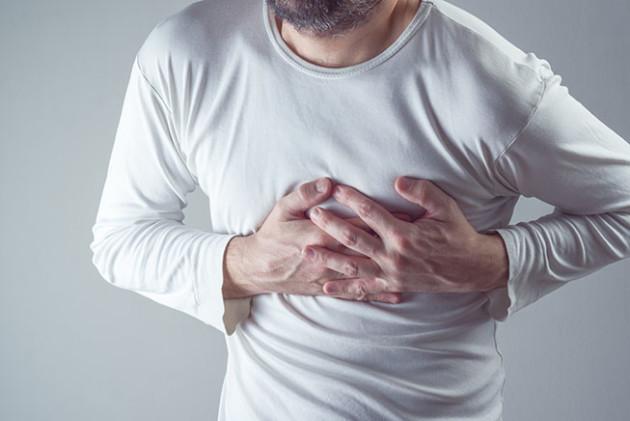 dolor pecho paro cardiaco