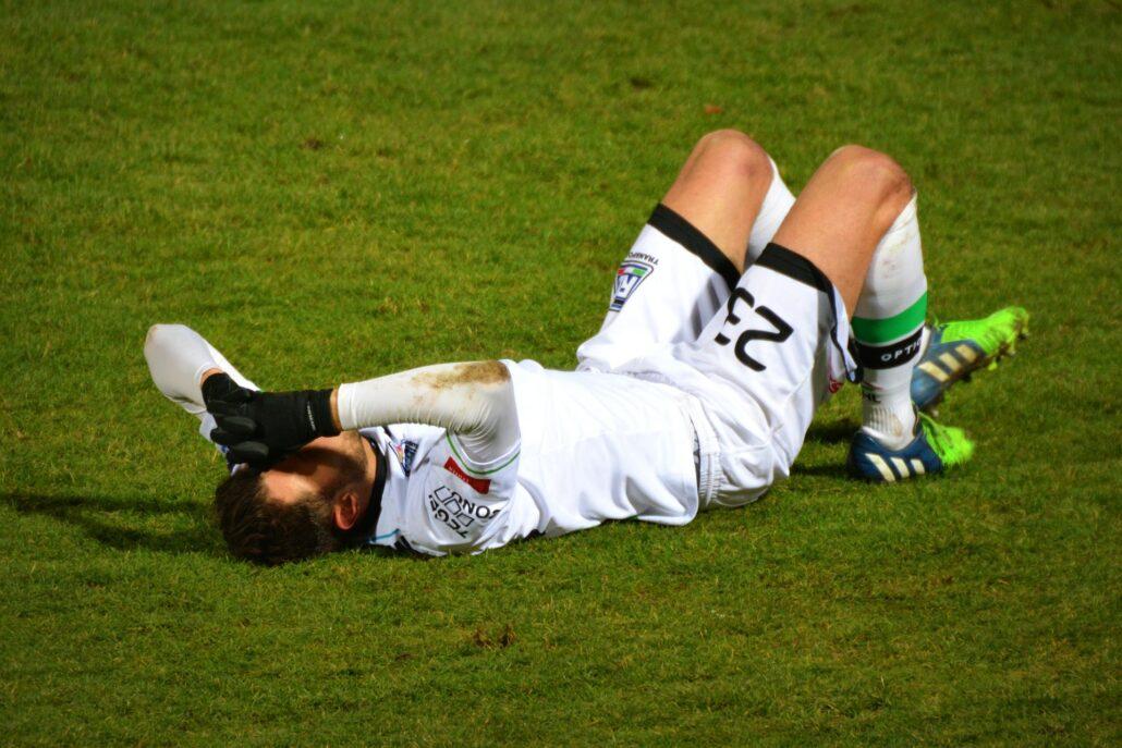 muerte súbita en el futbol