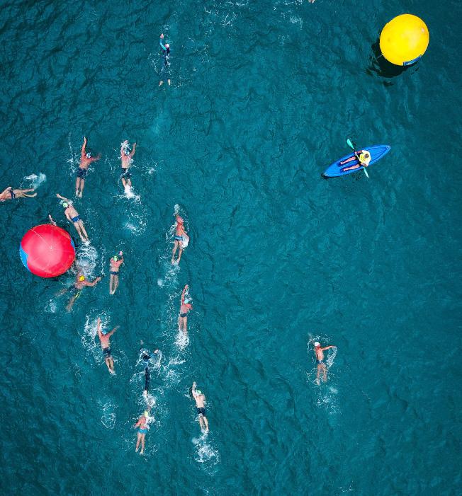 natación paro cardíaco